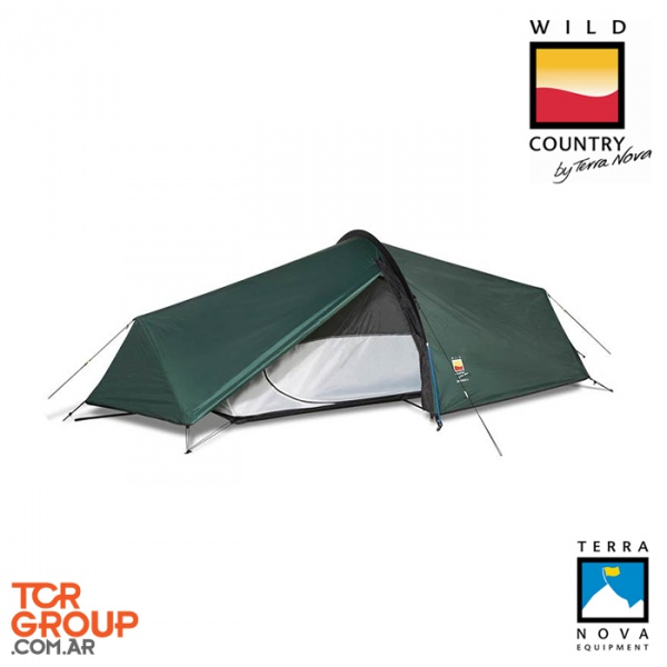 Carpa Wild Country  Zephyros 2 Tent - 2 Door - Terra Nova