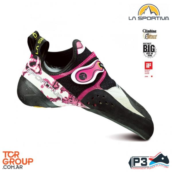 5fa7a11ef TCRGROUP.COM.AR - Zapatilla de escalada La sportiva® Solution Woman ...