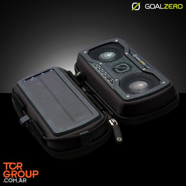 'Goal Zero Rock Out 2 - Parlante Solar - USB - Bluetooth