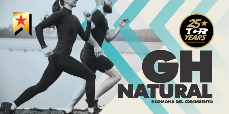 Elevar aturalmente la (GH) Hormona de Crecimiento