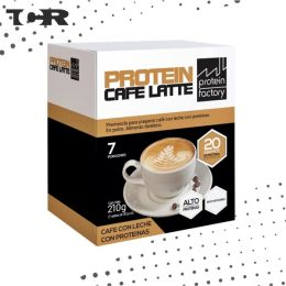 Protein Cafe Latte Protein Factory - 210 g - Cafe Latte Gourmet