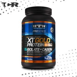 'XT Gold Protein Isolate + Casein HTN® - 1015 g - Chocolate