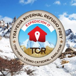 Refugio Frey -Travesia invernal